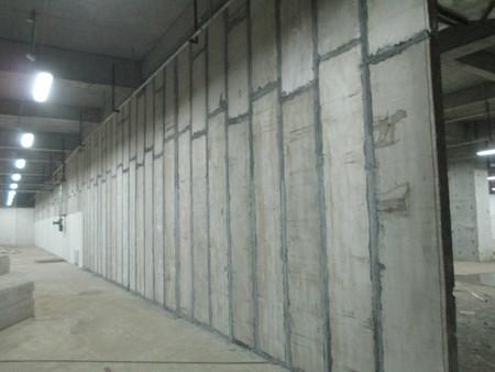 办公楼装修选用6cm厚呈美轻质隔墙板