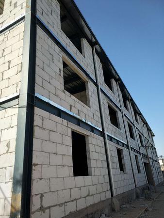 石家庄市办公楼选用20cm厚隔墙板